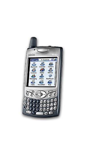Rogers Palm One Treo 650