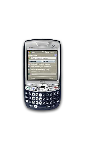 Rogers Palm One Treo 750
