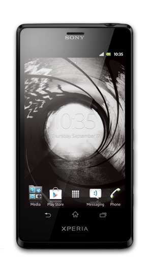 Rogers Sony Xperia T