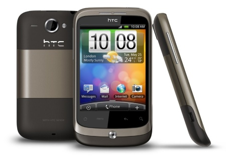 Bell HTC WildFire S