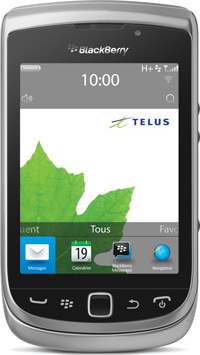 Telus BlackBerry Torch 9810