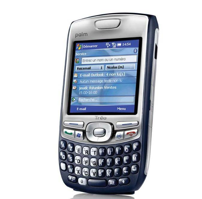 Bouygues Palm Treo 750