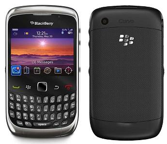 Fido BlackBerry Curve 3G 9300