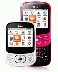 Bouygues LG C320 InTouch Lady