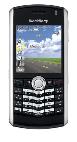 Rogers BlackBerry Pearl 8100