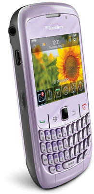 Rogers BlackBerry 8520 Lavender