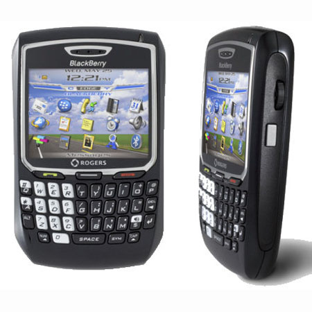 ukvodafone Blackberry 8700