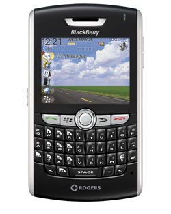 Rogers BlackBerry 8800